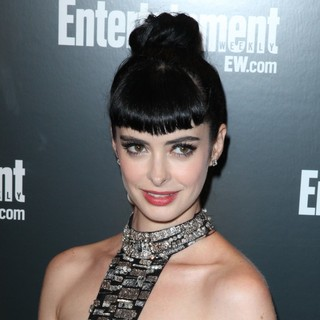 Krysten Ritter in Entertainment Weekly and ABC TV Celebrate The New York Upfronts with A VIP Cocktail Party - Arrivals