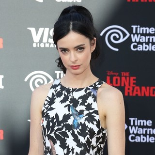 Krysten Ritter in The World Premiere of Disney-Jerry Bruckheimer Films' The Lone Ranger