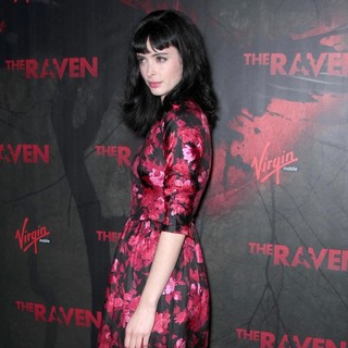 Krysten Ritter in Special Screening of Relativity Media's The Raven - Arrivals