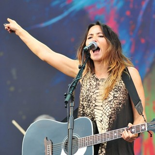KT Tunstall in V Festival - Day Two