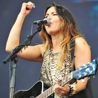 KT Tunstall - V Festival - Day Two