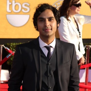 Kunal Nayyar in The 18th Annual Screen Actors Guild Awards - Arrivals