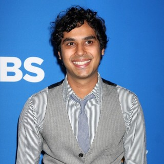 Kunal Nayyar in 2010 CBS Fall Launch Premiere Party