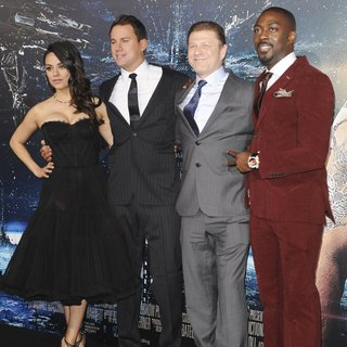 Los Angeles Premiere of Jupiter Ascending - Arrivals