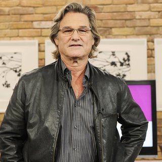 Kurt Russell in Kurt Russell on The Marilyn Denis Show