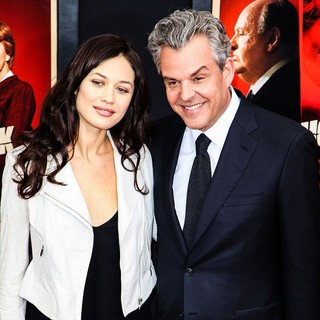 Olga Kurylenko, Danny Huston in The Hitchcock Premiere