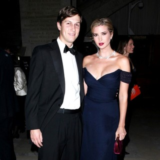 Jared Kushner, Ivanka Trump in 2010 Library Lions Benefit