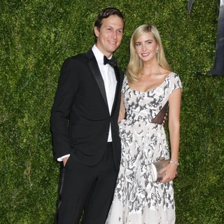 Jared Kushner, Ivanka Trump in American Theatre Wing's 69th Annual Tony Awards - Red Carpet Arrivals