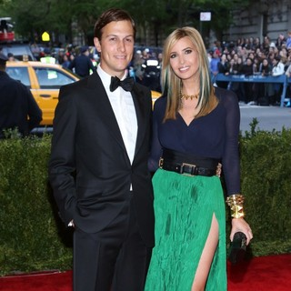 Jared Kushner, Ivanka Trump in PUNK: Chaos to Couture Costume Institute Gala