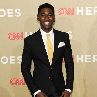 Kwame Boateng in CNN Heroes: An All-Star Tribute - Arrivals