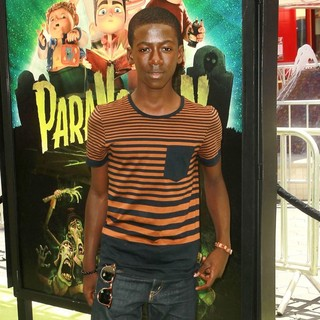 Kwesi Boakye in World Premiere of ParaNorman