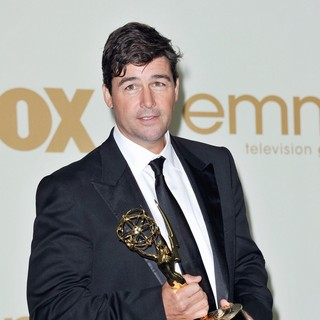 Kyle Chandler in The 63rd Primetime Emmy Awards - Press Room - kyle-chandler-63rd-primetime-emmy-awards-press-room-01