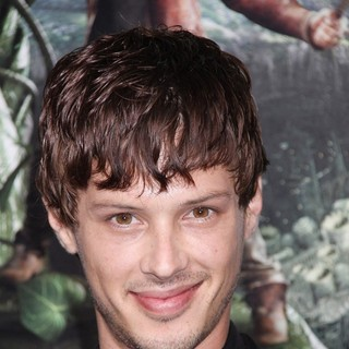 Kyle Leatherberry in Premiere of Jack the Giant Slayer