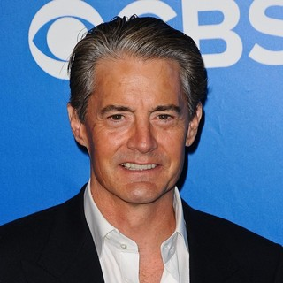 Kyle MacLachlan in 2012 CBS Upfronts