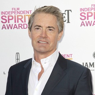 Kyle MacLachlan in 2013 Film Independent Spirit Awards - Arrivals