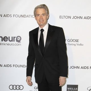 Kyle MacLachlan in 21st Annual Elton John AIDS Foundation's Oscar Viewing Party