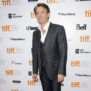 Kyle MacLachlan in 36th Annual Toronto International Film Festival - Peace, Love, and Misunderstanding - Premiere