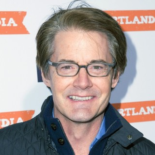 Kyle MacLachlan in The Special Screening of Portlandia - Arrivals