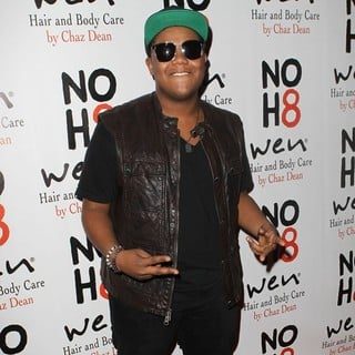 Kyle Massey in NOH8 Celebrity Studded 4th Anniversary Party - Arrivals