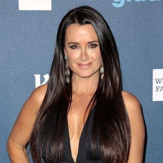 Kyle Richards in 24th Annual GLAAD Media Awards - Arrivals - kyle-richards-24th-annual-glaad-media-awards-02