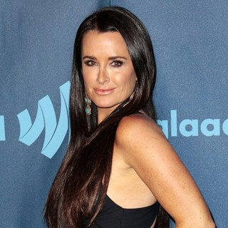 Kyle Richards in 24th Annual GLAAD Media Awards - Arrivals - kyle-richards-24th-annual-glaad-media-awards-05