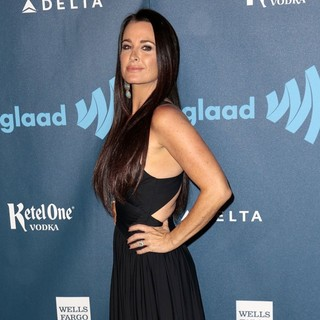 Kyle Richards in 24th Annual GLAAD Media Awards - Arrivals - kyle-richards-24th-annual-glaad-media-awards-06