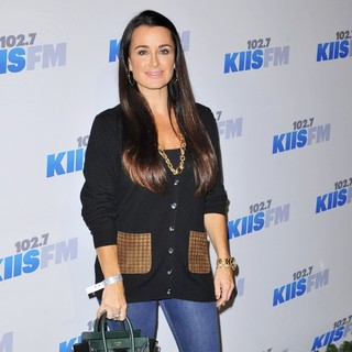 Kyle Richards in KIIS FM's 2012 Jingle Ball - Night 2 - Arrivals - kyle-richards-jingle-ball-2012-night-2-02