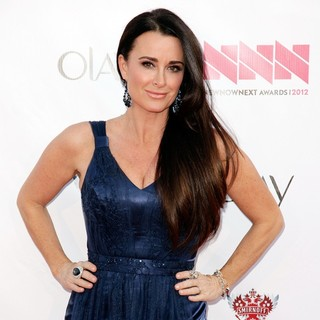 Kyle Richards in LOGO's 2012 NewNowNext Awards