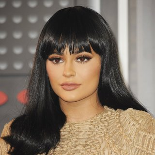 Kylie Jenner in 2015 MTV Video Music Awards - Arrivals