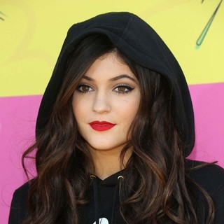 Kylie Jenner in Nickelodeon's 26th Annual Kids' Choice Awards - Arrivals