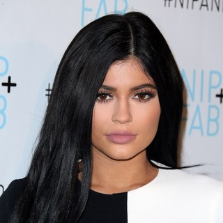 Kylie Jenner - Kylie Jenner Announced as Brand Ambassador for Nip + Fab - Arrivals