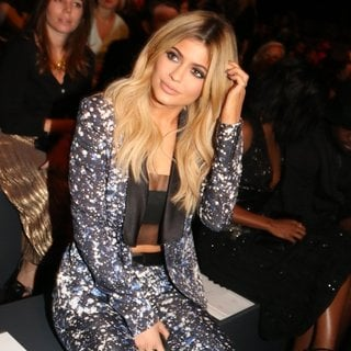 Kylie Jenner in New York Fashion Week S-S 2016 - Prabal Gurung - Front Row