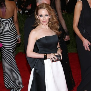 Kylie Minogue in PUNK: Chaos to Couture Costume Institute Gala