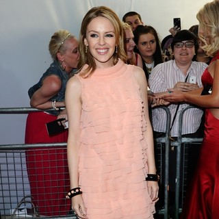 Kylie Minogue in Glamour Women of The Year Awards 2013