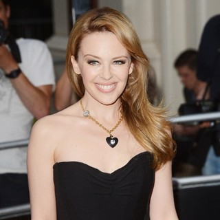Kylie Minogue in The GQ Men of The Year Awards 2012 - Arrivals