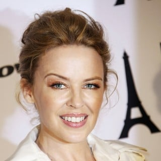 Kylie Minogue in Paris Cinema 10th Anniversary - Opening Ceremony Photocall