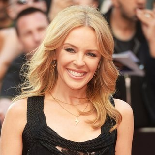 Kylie Minogue in The World Premiere of San Andreas - Arrivals