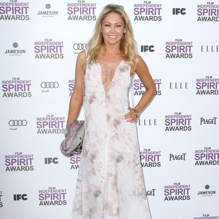 Kym Johnson in 27th Annual Independent Spirit Awards - Arrivals