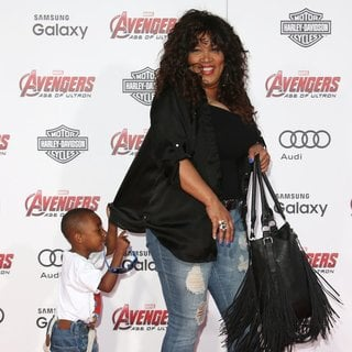 Kym Whitley in Los Angeles Premiere of Marvel's Avengers: Age of Ultron - Arrivals