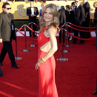 Kyra Sedgwick in The 18th Annual Screen Actors Guild Awards - Arrivals