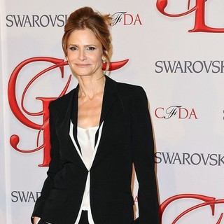 Kyra Sedgwick in 2012 CFDA Fashion Awards