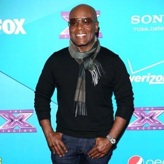 L.A. Reid in FOX's The X Factor Finalists Party - Arrivals