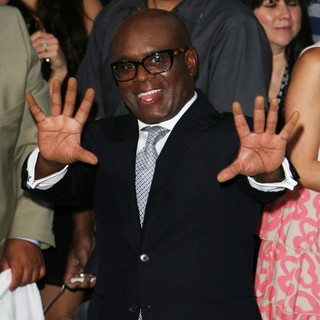 L.A. Reid in The X Factor Season Two Premiere Screening and Handprint Ceremony