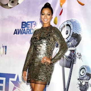 La La Vazquez in The 11th Annual BET Awards - Press Room