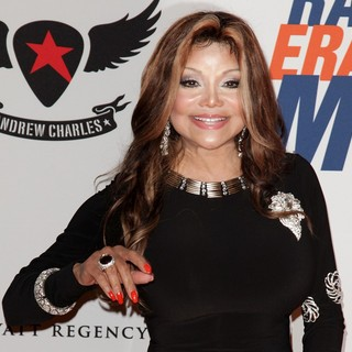 La Toya Jackson in 19th Annual Race to Erase MS