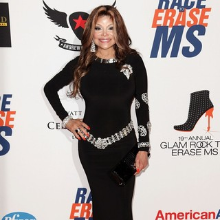 La Toya Jackson in 19th Annual Race to Erase MS - la-toya-jackson-19th-annual-race-to-erase-ms-05