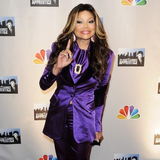La Toya Jackson in NBC's Celebrity Apprentice: All-Stars Cast Announced
