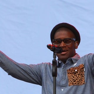 Labrinth in Barclaycard Wireless Festival 2012 - Day 3