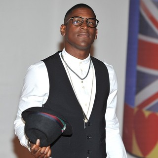 Labrinth in The BRIT Awards 2012 - Arrivals