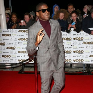 Labrinth in The MOBO Awards 2012 - Arrivals